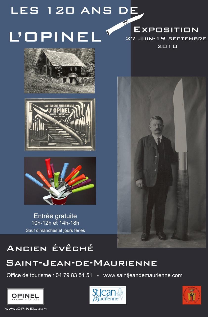 Exposition soci t d 39 histoire et d 39 arch ologie de maurienne - Office de tourisme st jean de maurienne ...